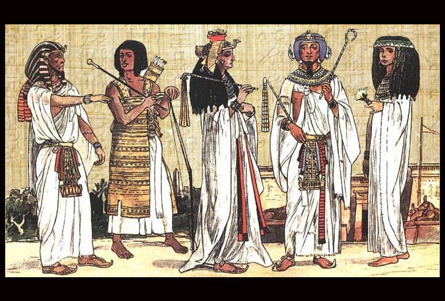 Картинка вельможи древнего египта
